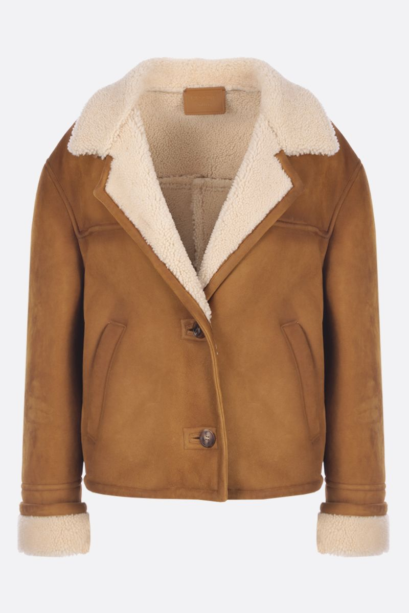 PRADA: shearling jacket_1