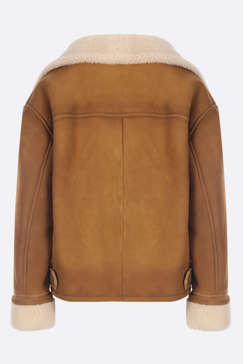 PRADA: shearling jacket_2