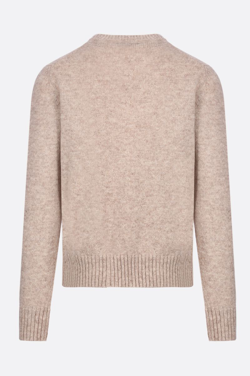 PRADA: Shetland wool pullover Color Neutral_2
