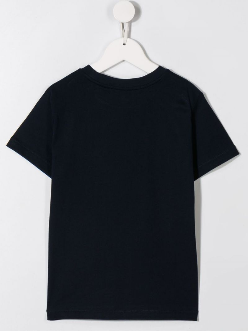 RALPH LAUREN KIDS: Polo Sport jersey t-shirt Color Blue_2