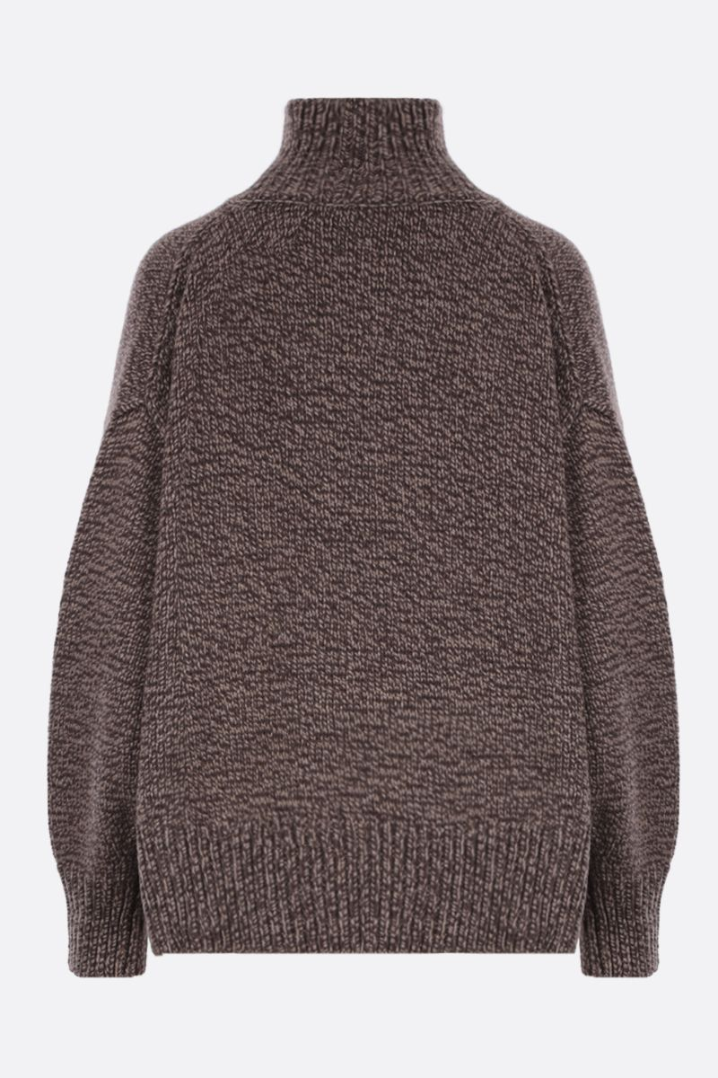 THE ROW: Pheliana cashmere oversized pullover_2