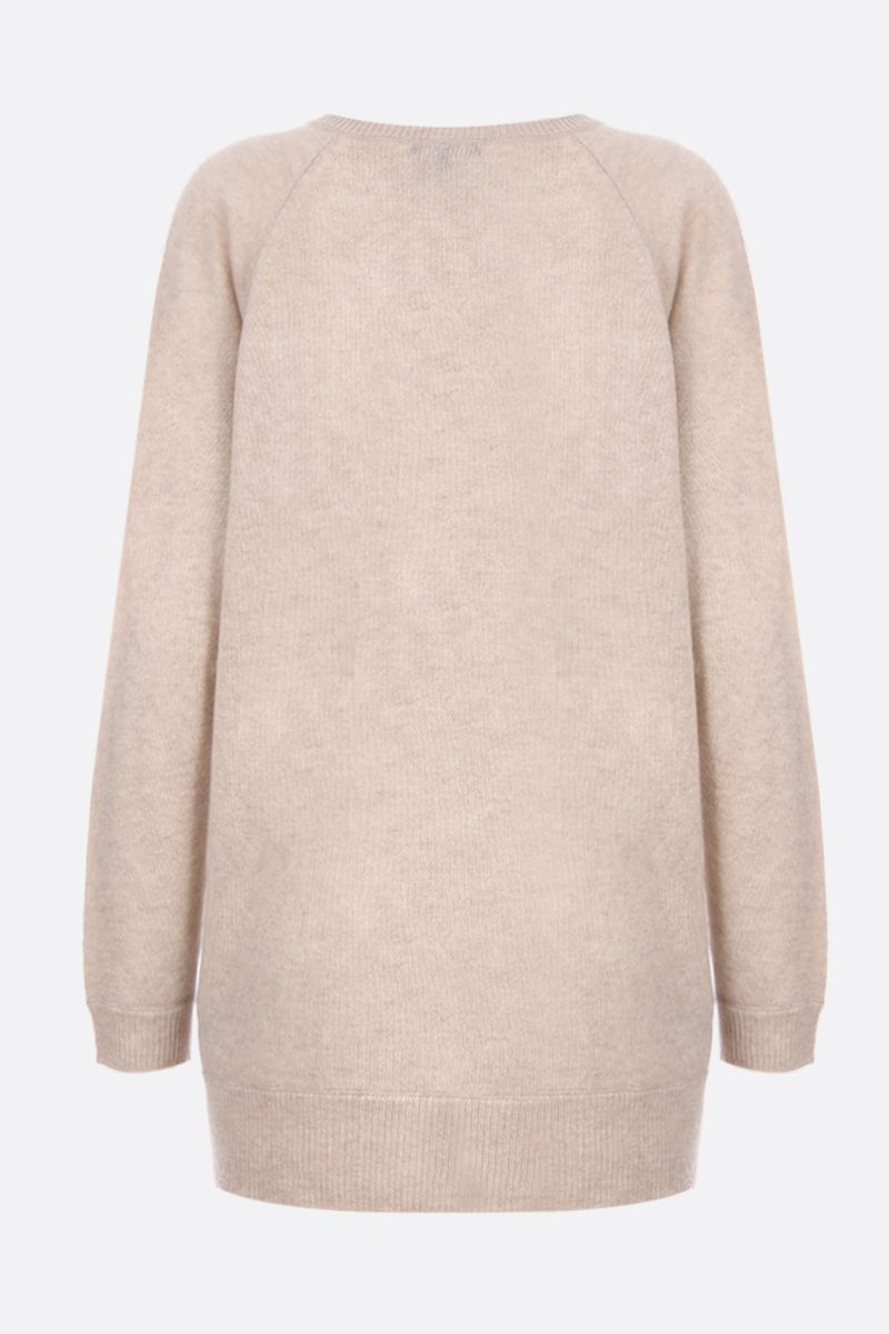 THEORY: Dolman cashmere pullover Color Neutral_2
