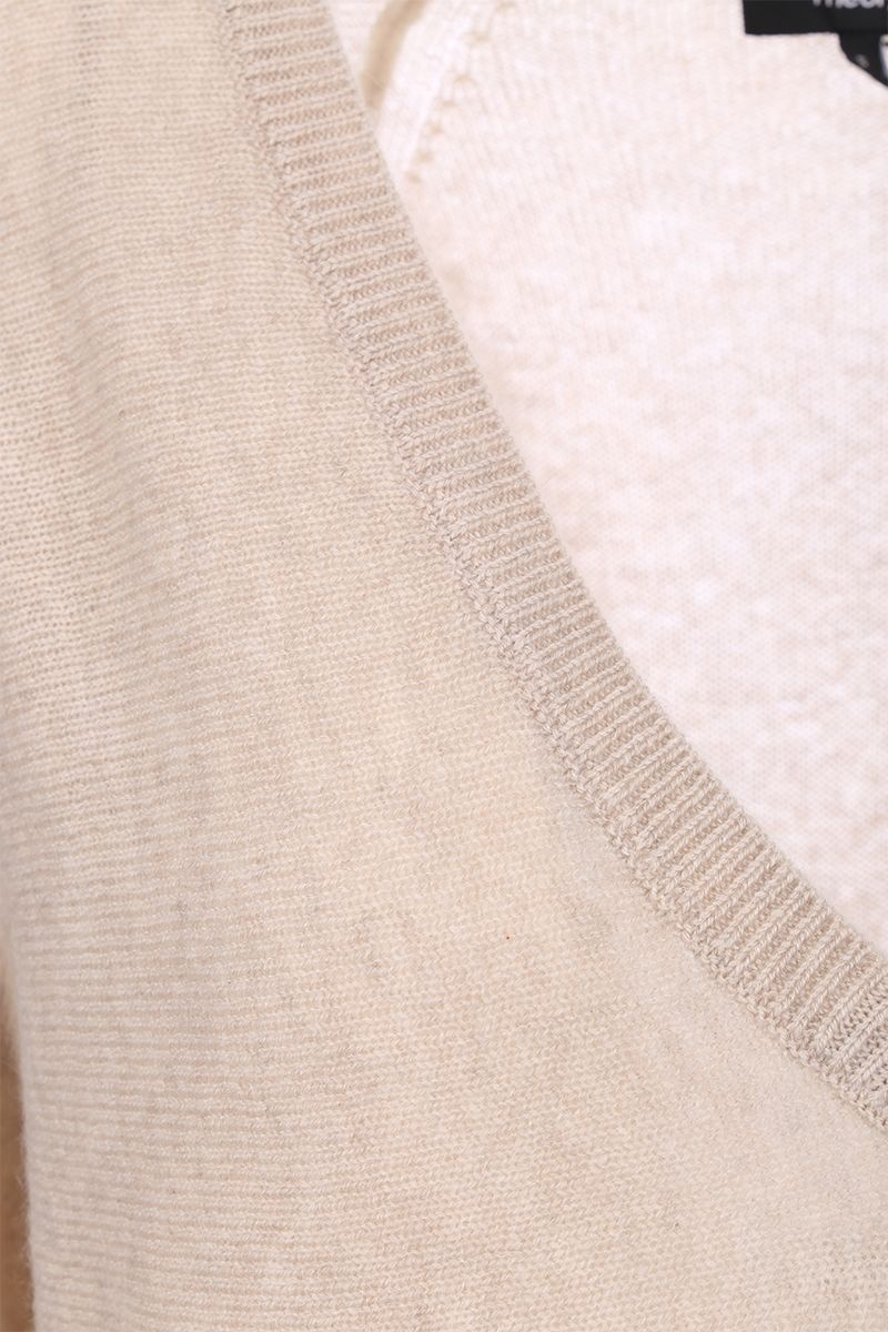 THEORY: Dolman cashmere pullover Color Neutral_3