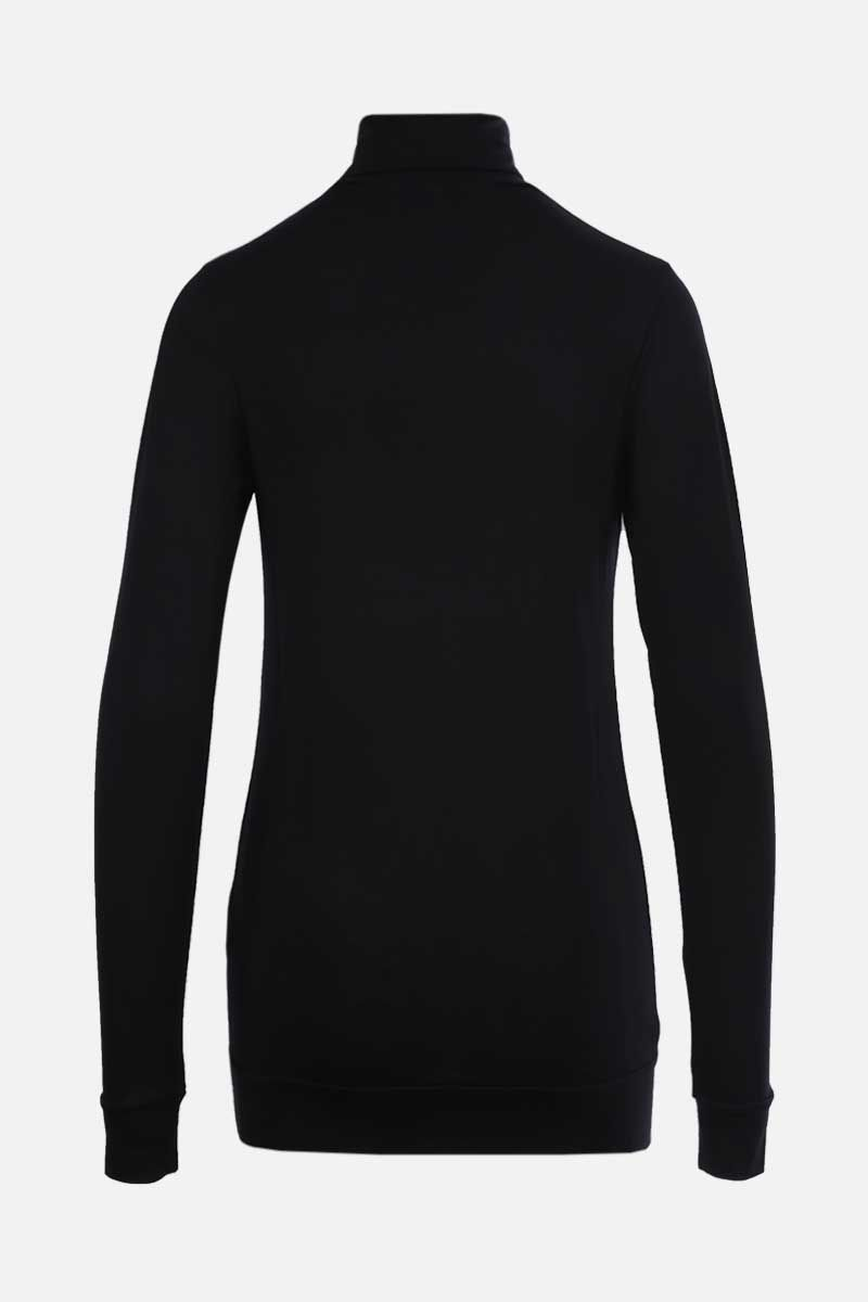 AMBUSH: jersey long-sleeved t-shirt Color Black_2