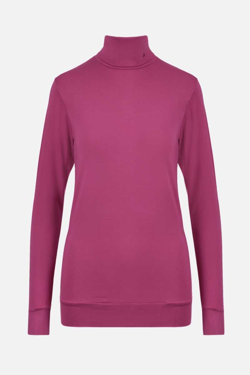 AMBUSH: jersey long-sleeved t-shirt Color Pink_1