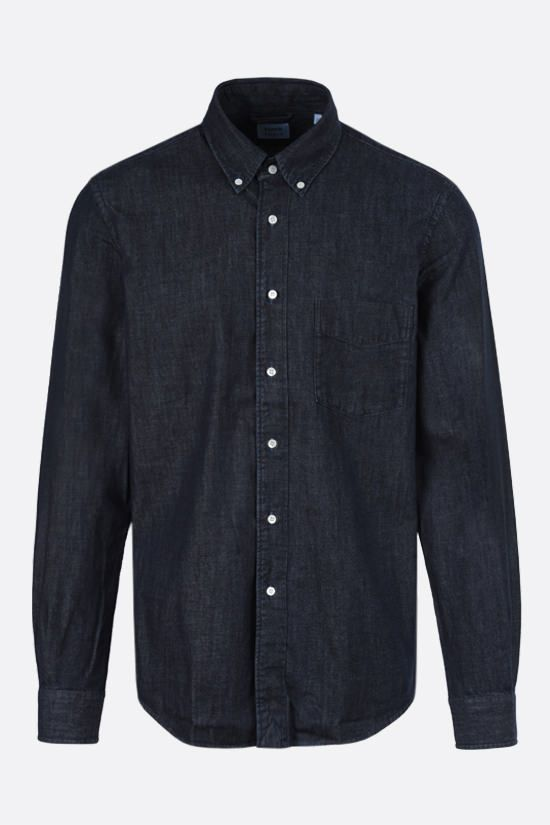 ASPESI: Magra lightweigth denim shirt Color Blue_1