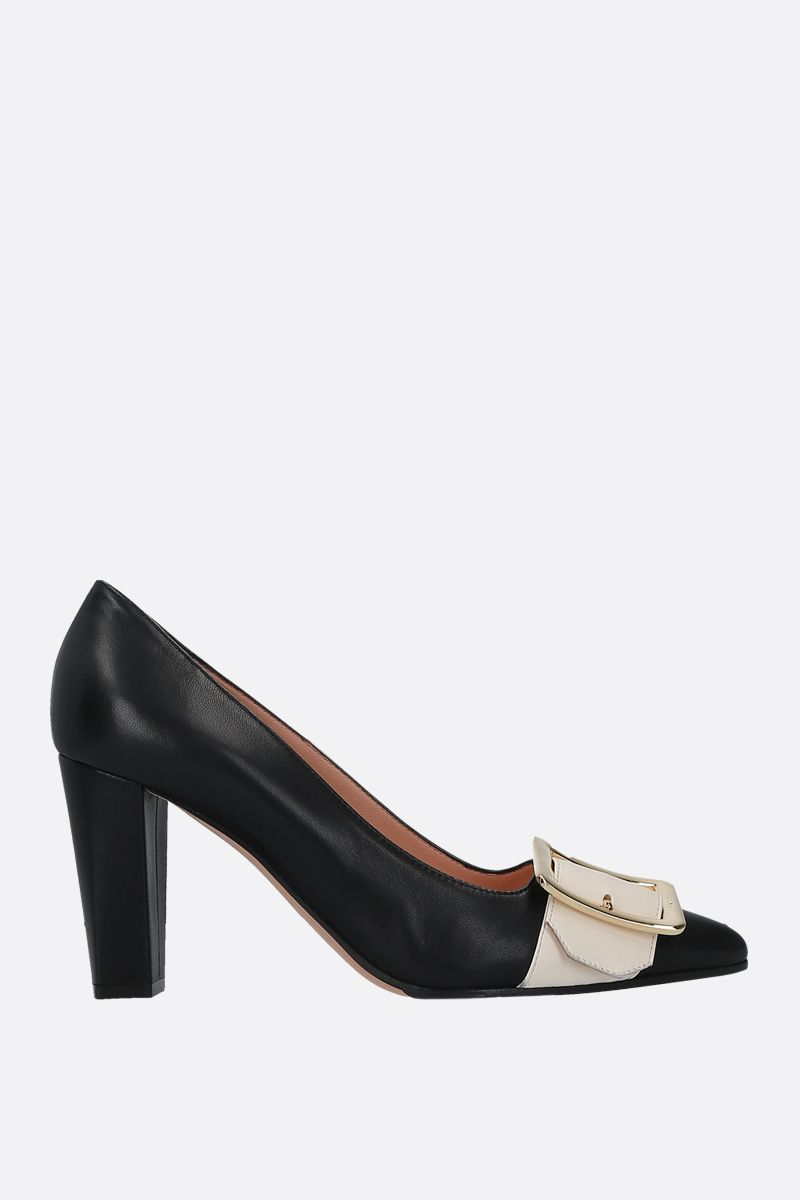 BALLY: Jacqueline nappa leather pumps_1
