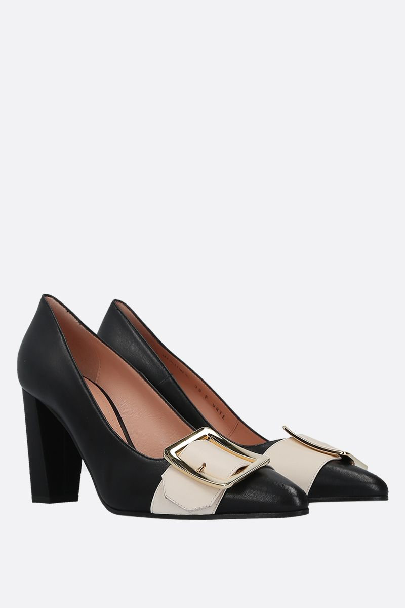 BALLY: Jacqueline nappa leather pumps_2