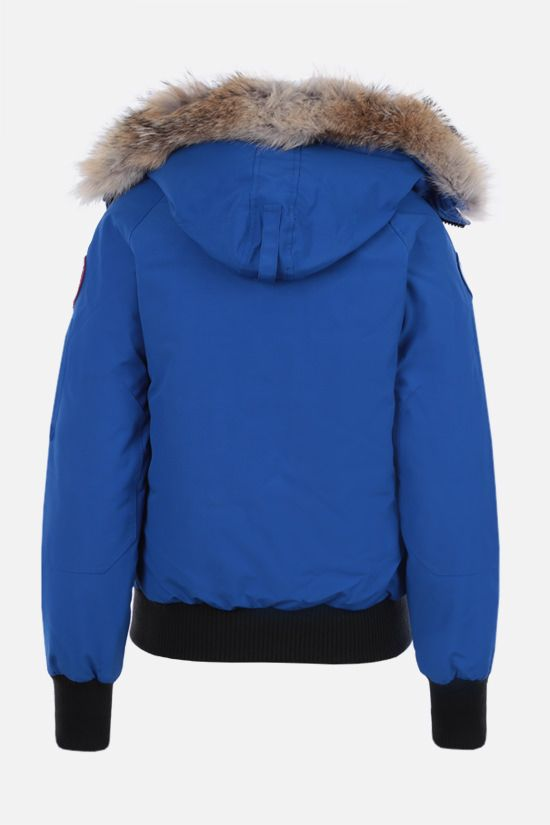 CANADA GOOSE: Chilliwack technical canvas padded bomber jacket_2