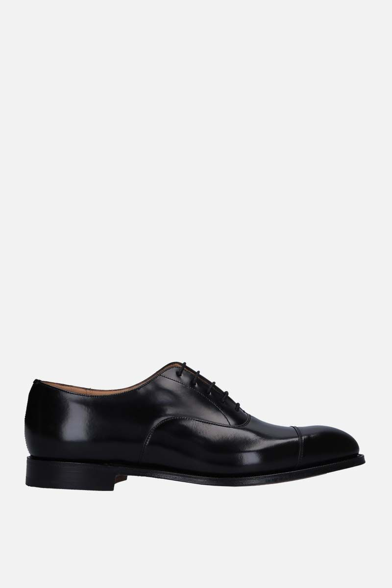 CHURCH'S: Consul 173 oxford shoes in shiny leather Color Black_1
