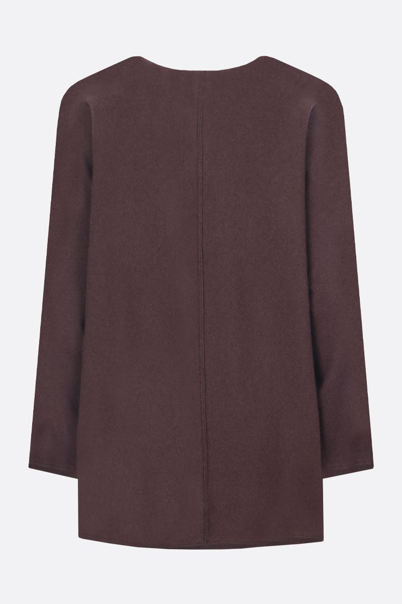CO: pure cashmere pullover Color Brown_2