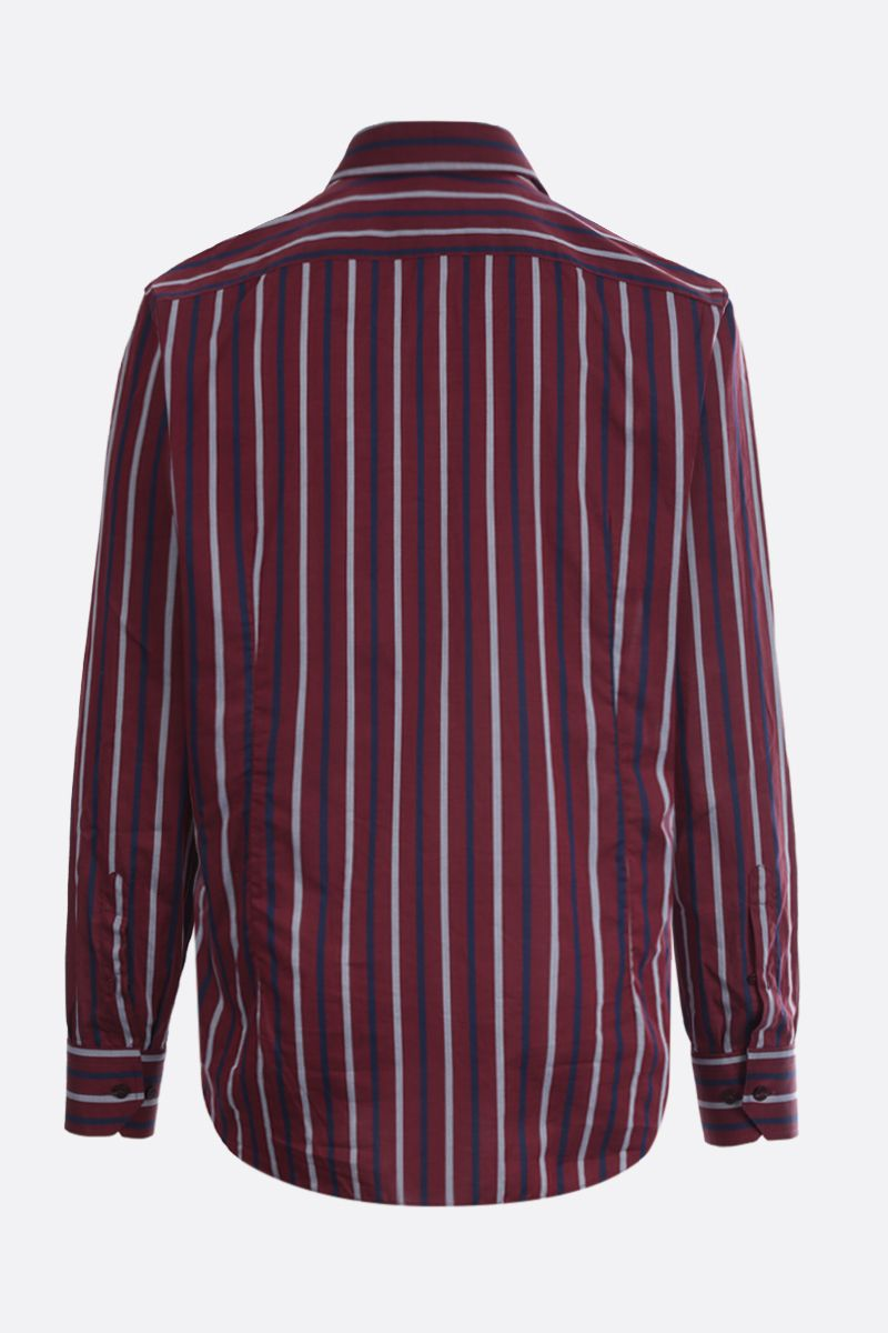 ETRO: striped cotton shirt_2