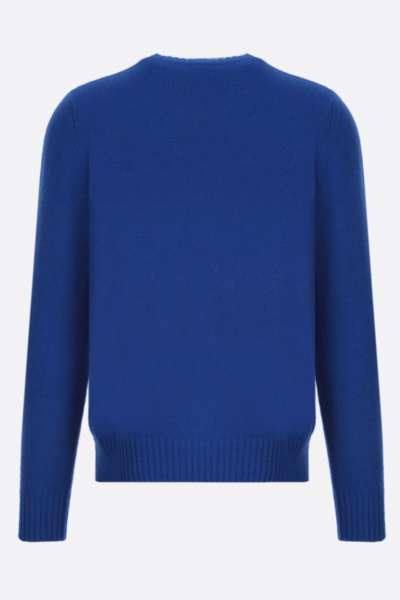 ETRO: Pegaso embroidered wool pullover_2