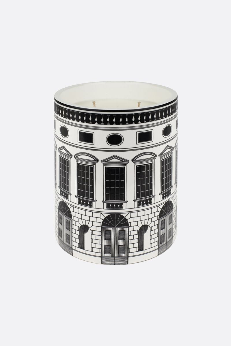 FORNASETTI: Architettura scented candle Color Grey
