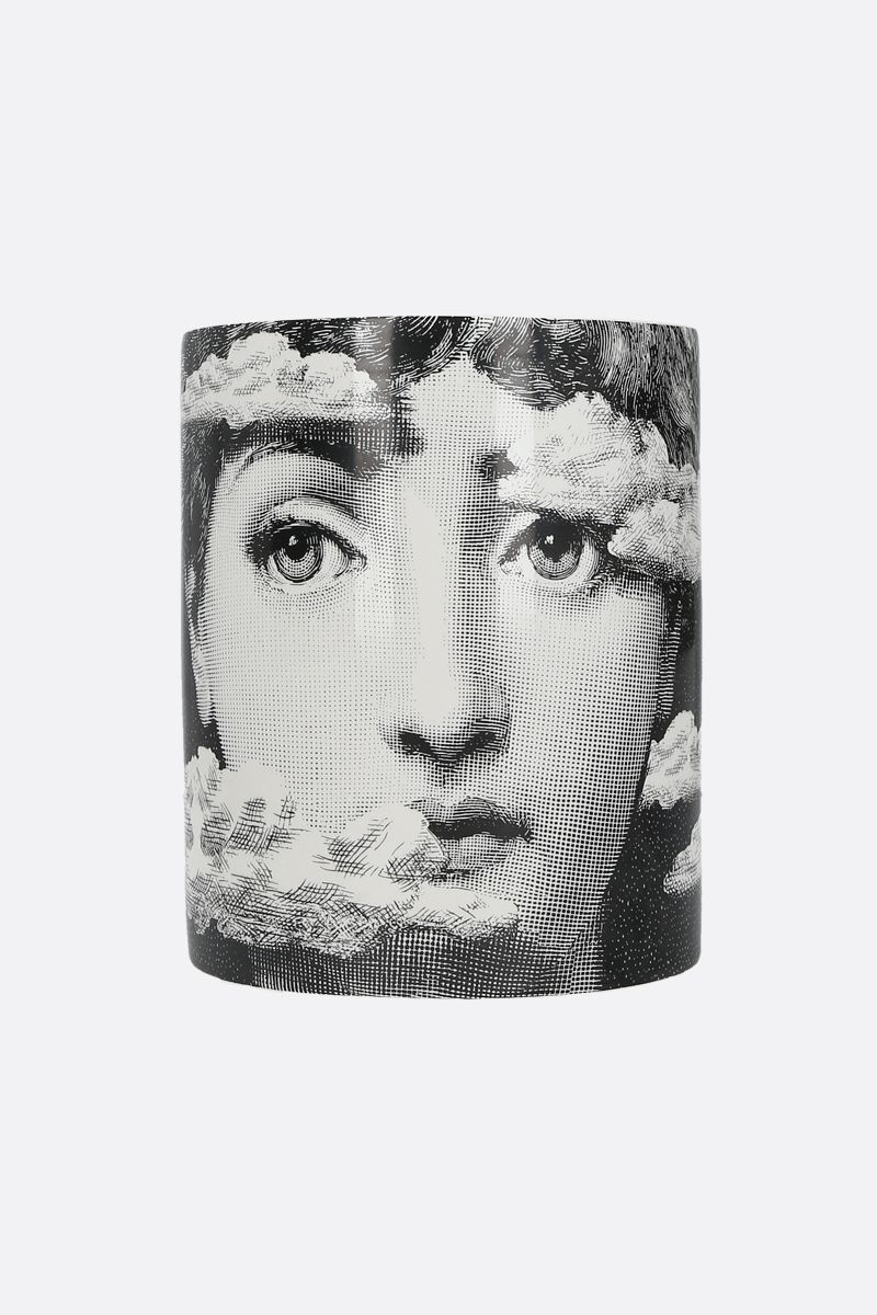 FORNASETTI: Metafisica scented candle Color White_1