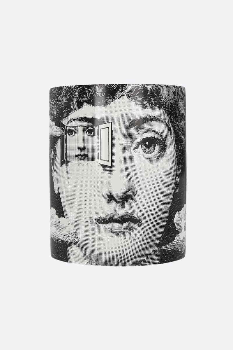 FORNASETTI: Metafisica scented candle Color White_2