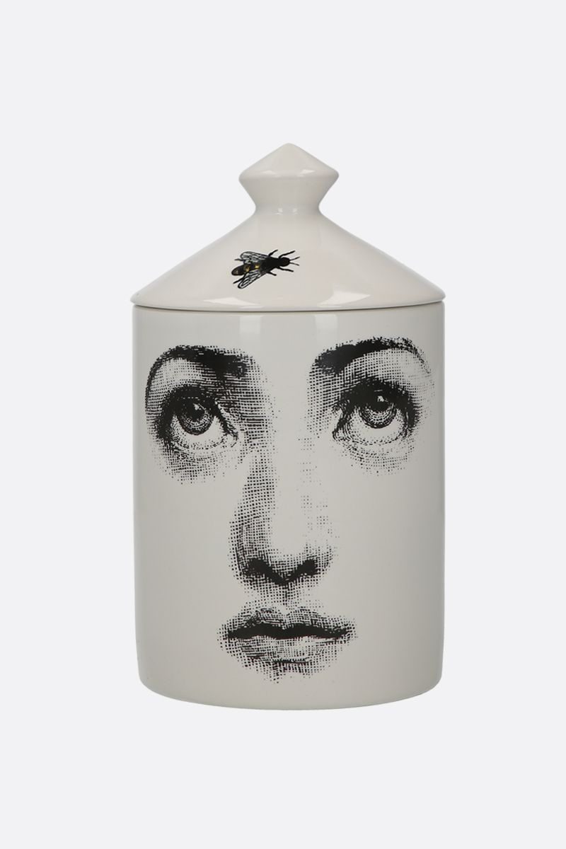 FORNASETTI: Ape scented candle Color White