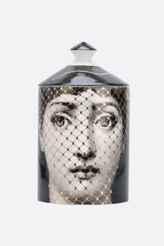 FORNASETTI: Golden Burlesque scented candle Color Gold_1