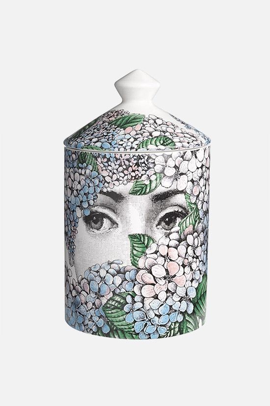 FORNASETTI: Ortensia scented candle Color Multicolor_1