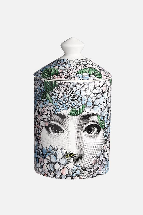 FORNASETTI: Ortensia scented candle Color Multicolor_2