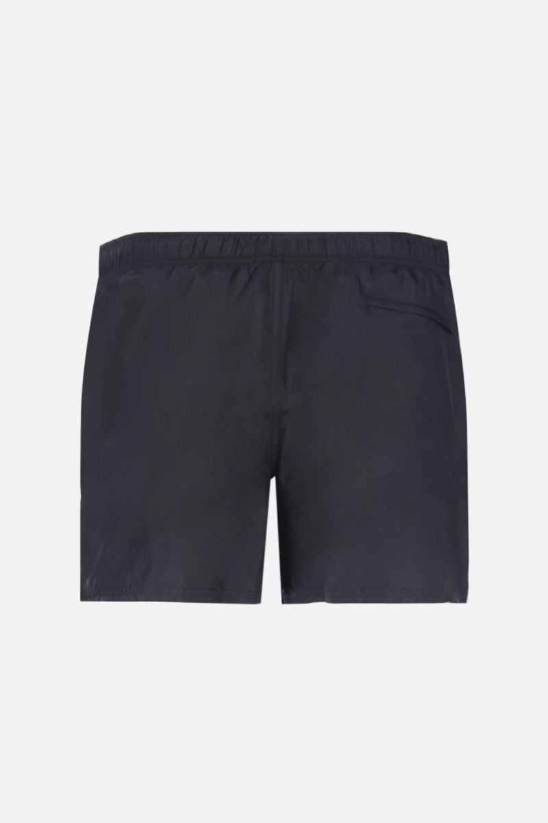 GIVENCHY: Givenchy Paris nylon swim shorts Color Black_2