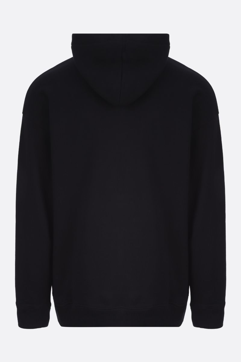 GIVENCHY: Adresse Givenchy cotton hoodie Color Black_2