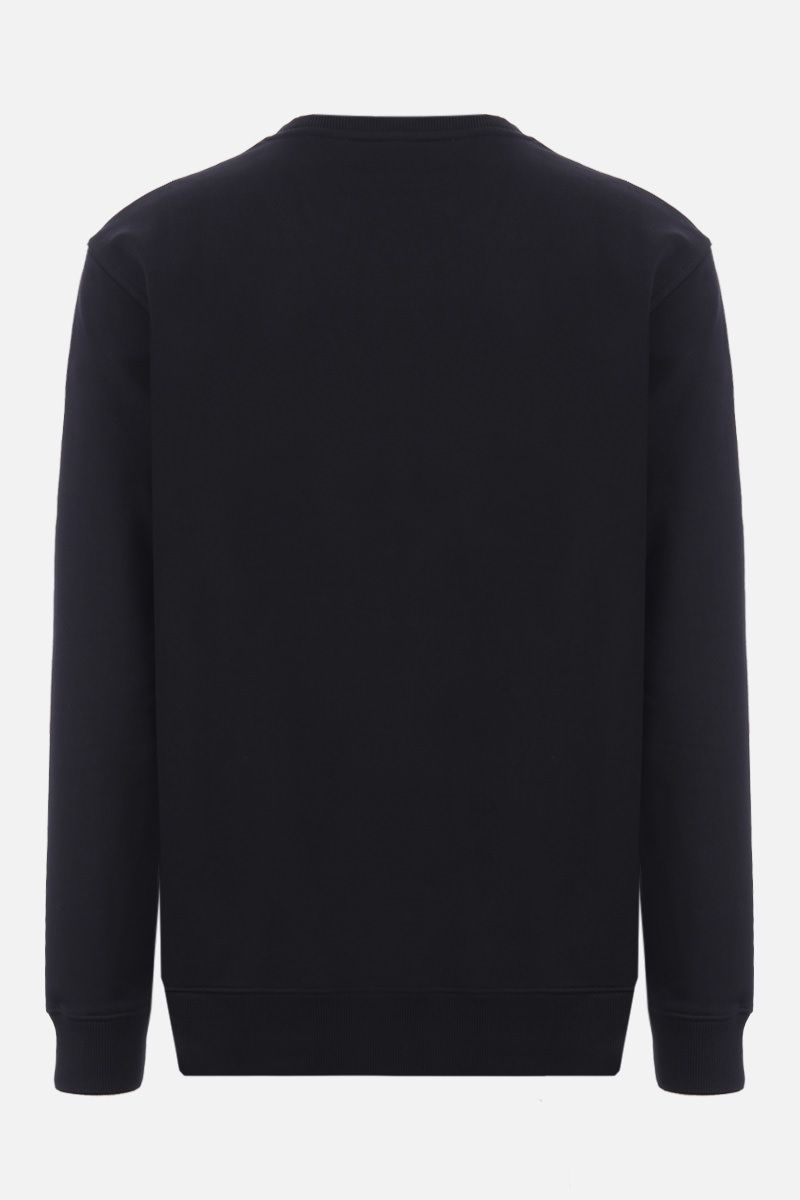 GIVENCHY: Givenchy Paris cotton sweatshrit Color Black_2