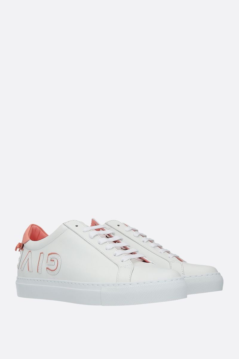GIVENCHY: Urban Street smooth leather sneakers_2