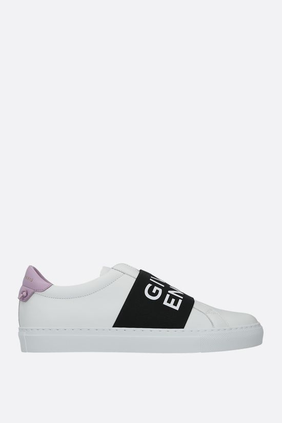 GIVENCHY: Urban Street smooth leather sneakers_1