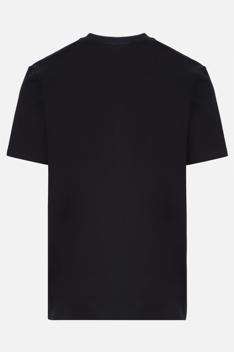 GIVENCHY: Adresse Givenchy cotton t-shirt Color Black_2