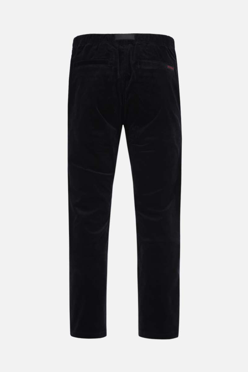 GRAMICCI: slim-fit corduroy pants Color Black_2