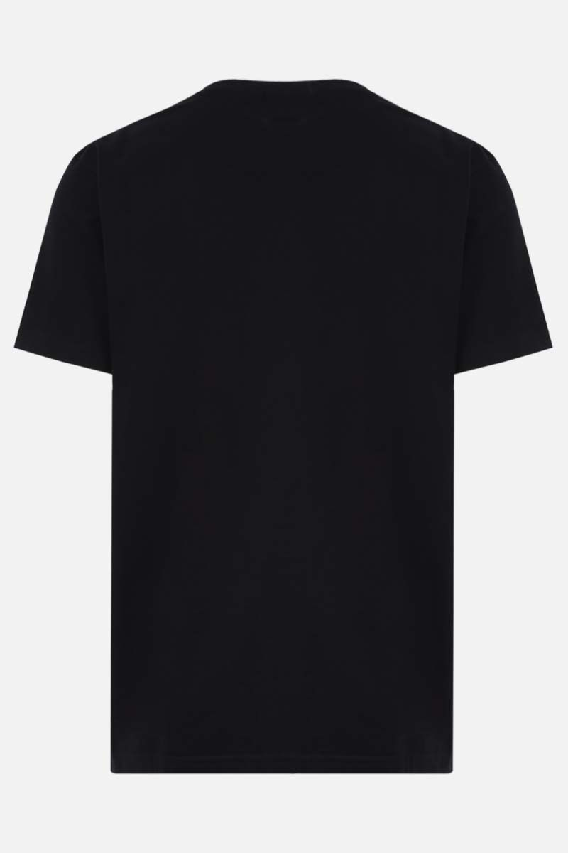 GRAMICCI: logo print cotton t-shirt Color Black_2