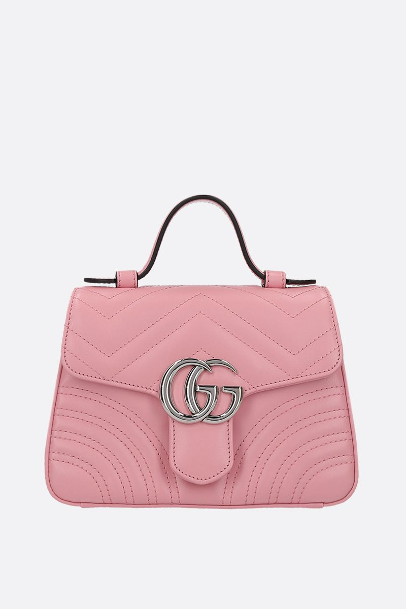 GUCCI: GG Marmont quilted leather handbag_1
