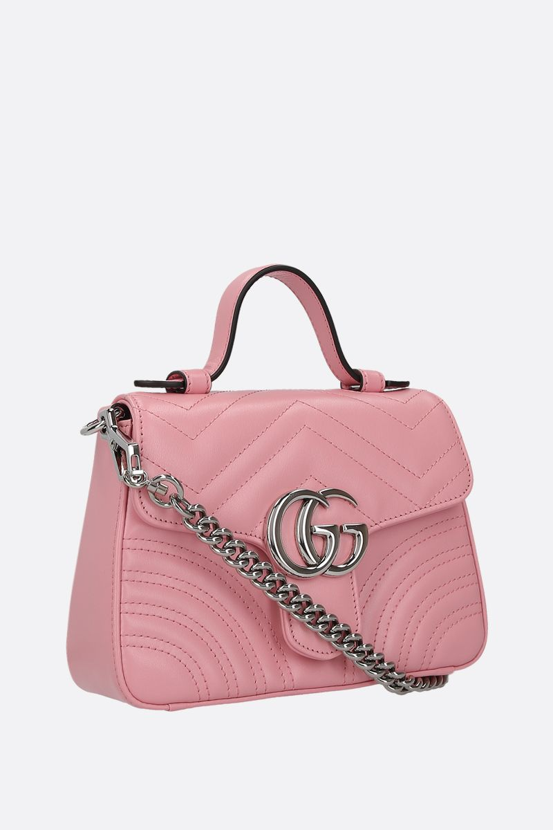 GUCCI: GG Marmont quilted leather handbag_2
