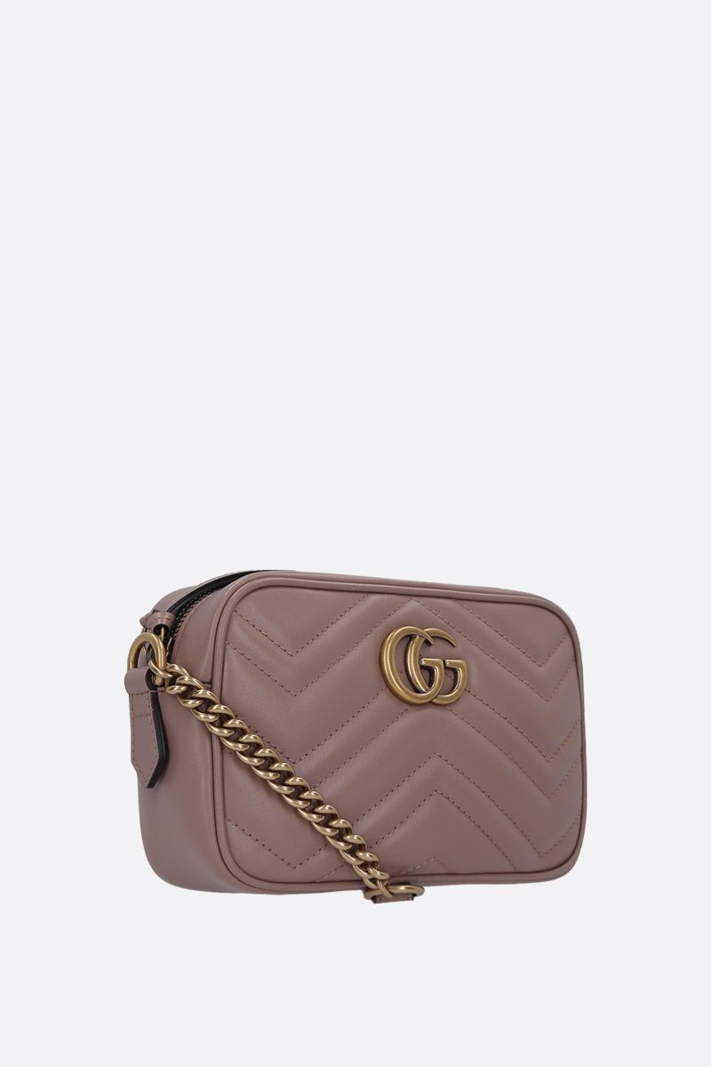 GUCCI: GG Marmont mini quilted leather shoulder bag_2