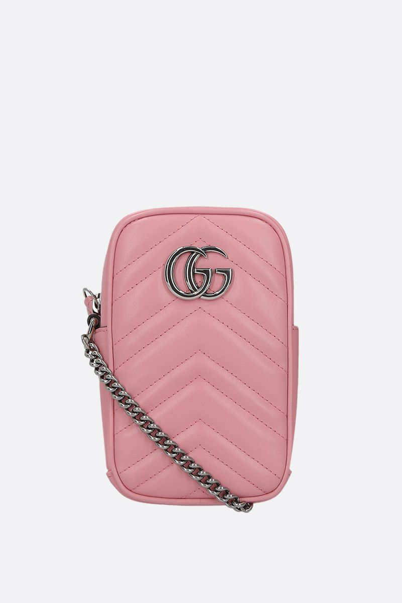 GUCCI: GG Marmont mini quilted leather crossbody bag_1
