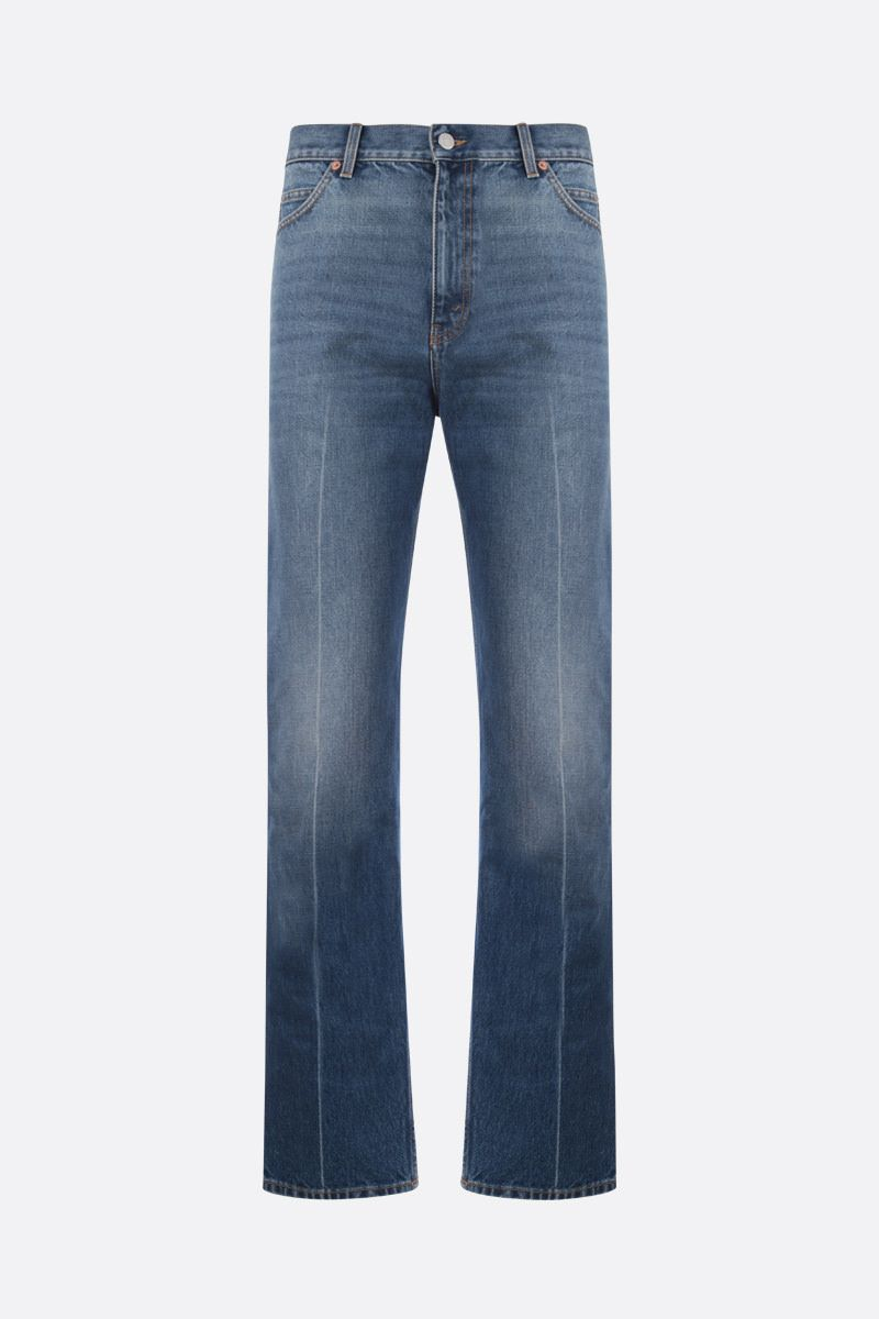 GUCCI: regular-fit jeans Color Blue_1