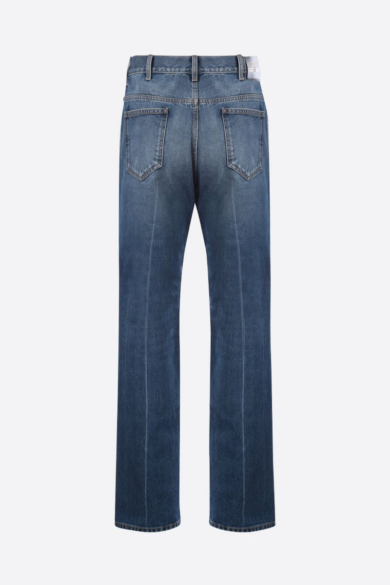 GUCCI: regular-fit jeans Color Blue_2