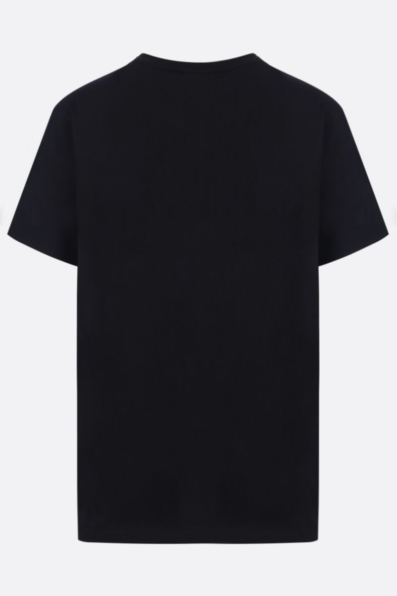 GUCCI: GG print oversized cotton t-shirt_2