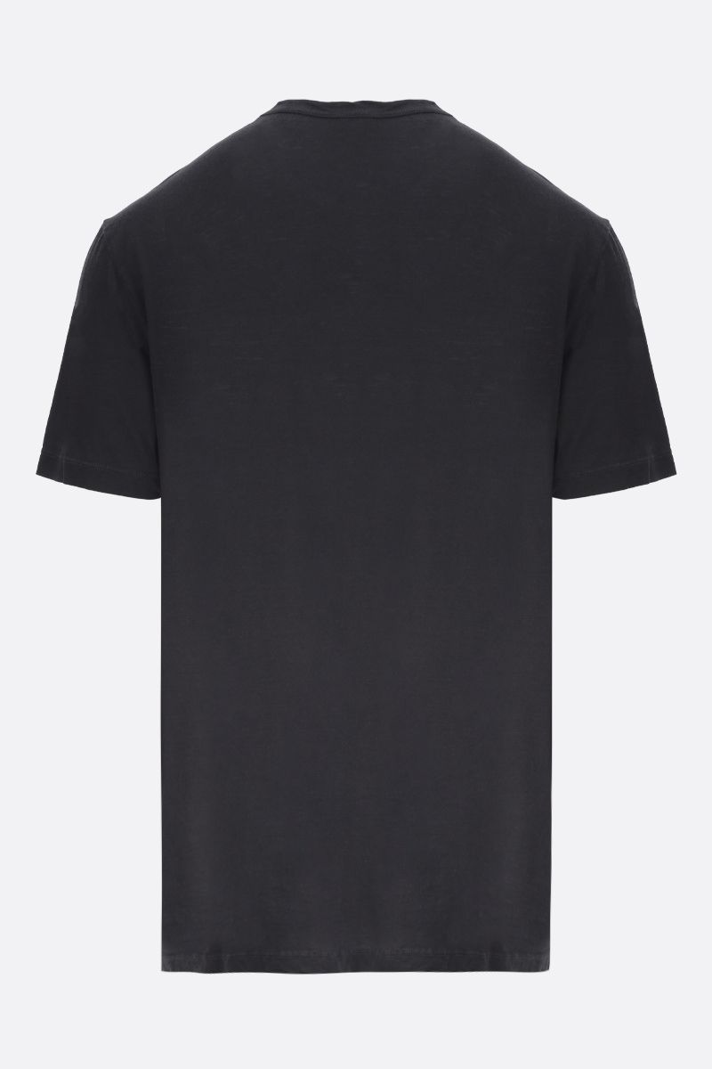JAMES PERSE: regular-fit cotton t-shirt Color Grey_2