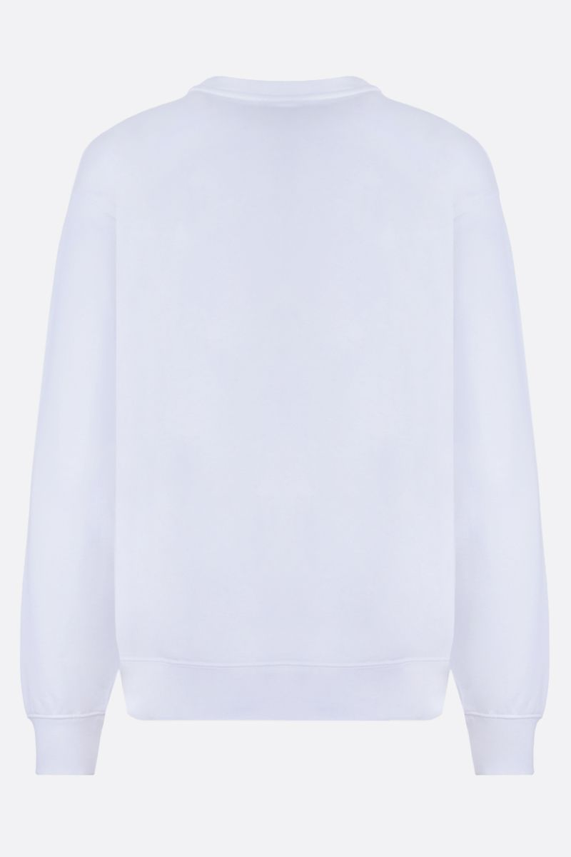 KENZO: Tiger cotton sweatshirt Color White_2