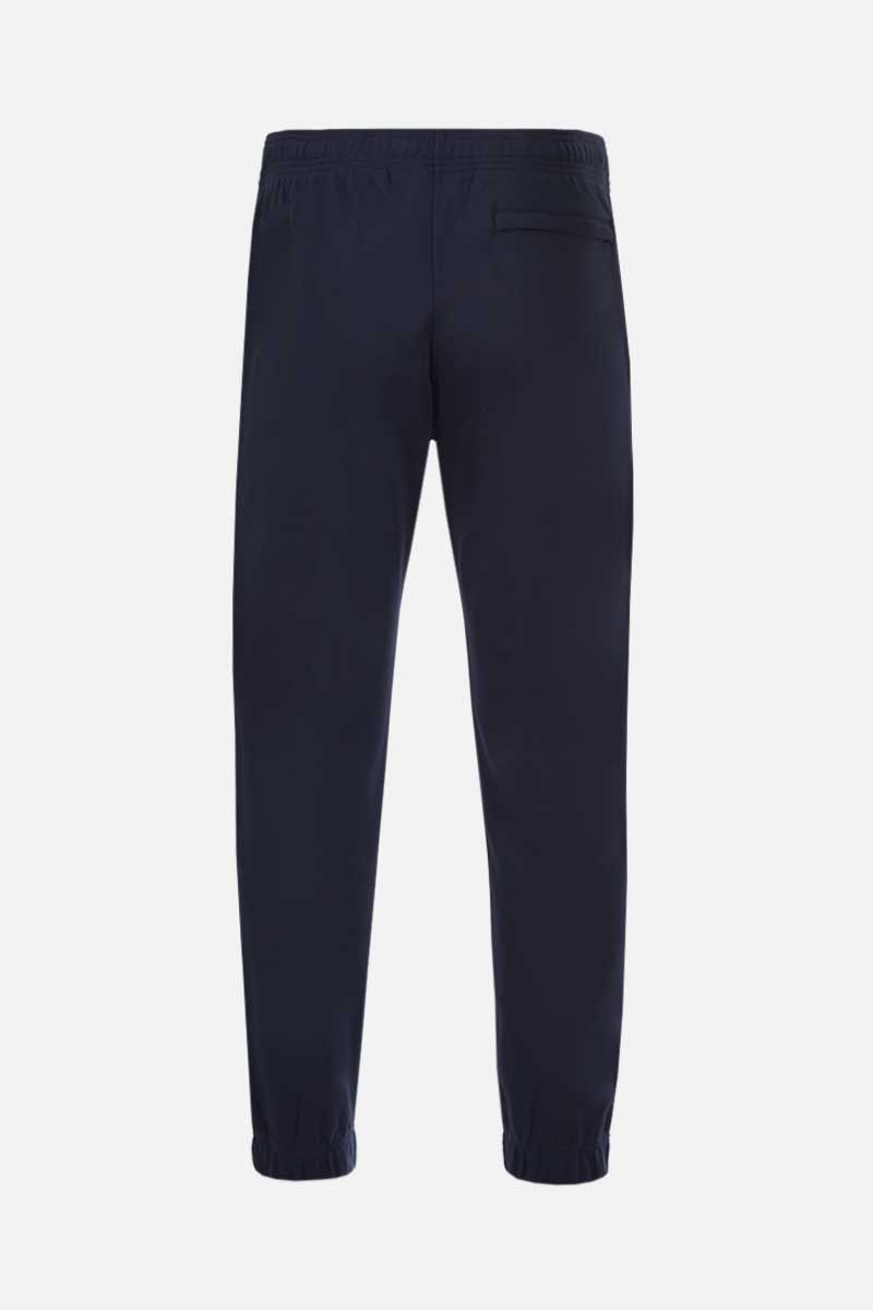 KENZO: Tiger Crest cotton joggers Color Blue_2
