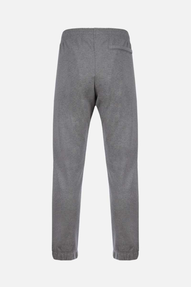 KENZO: Tiger Crest cotton joggers Color Grey_2