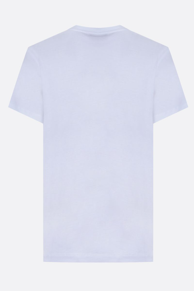 KENZO: Tiger Crest cotton t-shirt Color White_2
