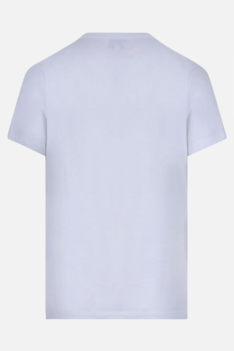 KENZO: Tiger cotton t-shirt Color White_2