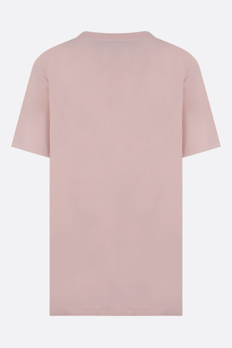 KENZO: Tiger cotton t-shirt Color Pink_2