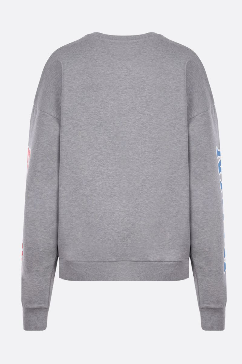 KIRIN: Haetae oversize cotton sweatshirt Color Grey_2