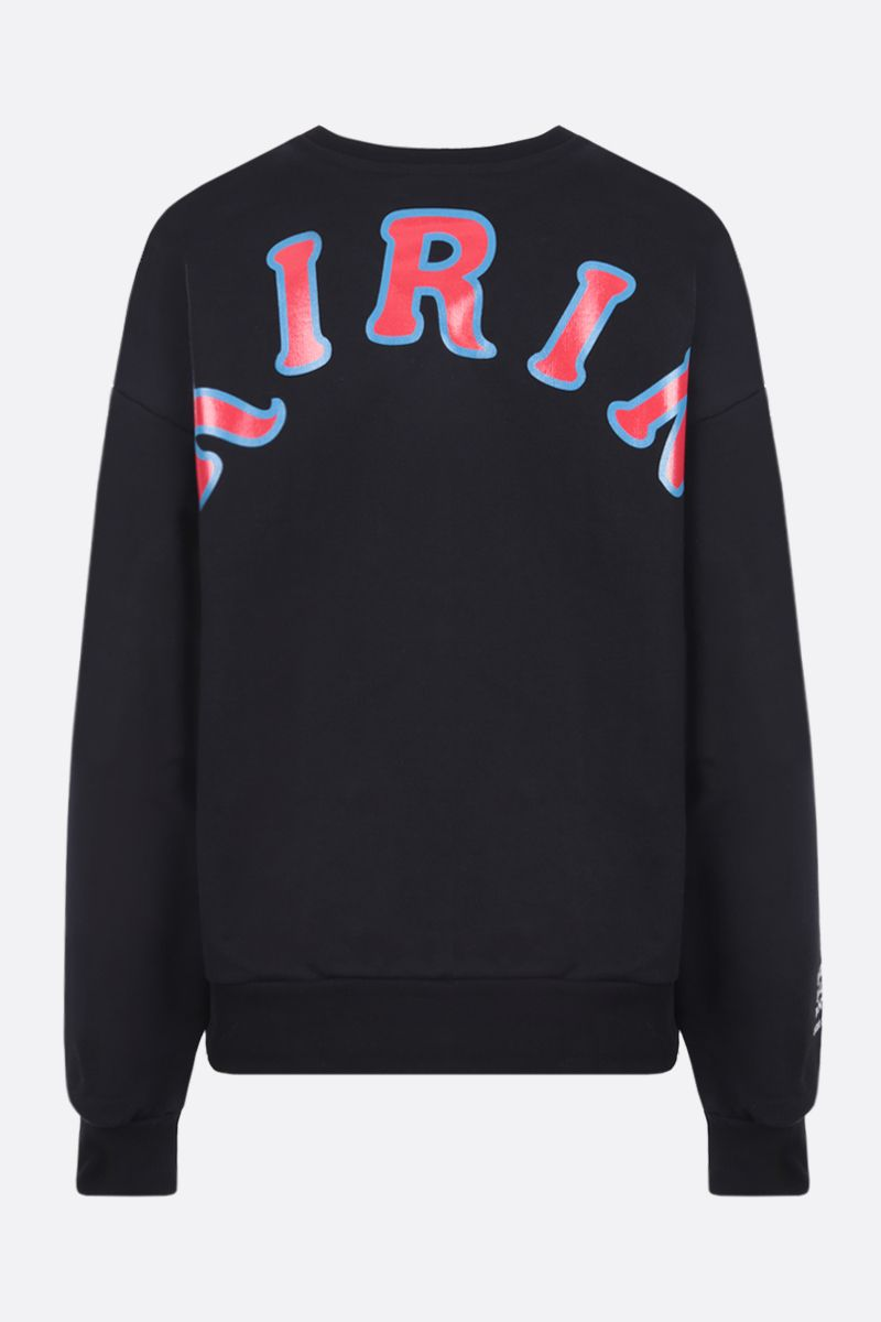 KIRIN: Baloon oversize cotton sweatshirt Color Black_2