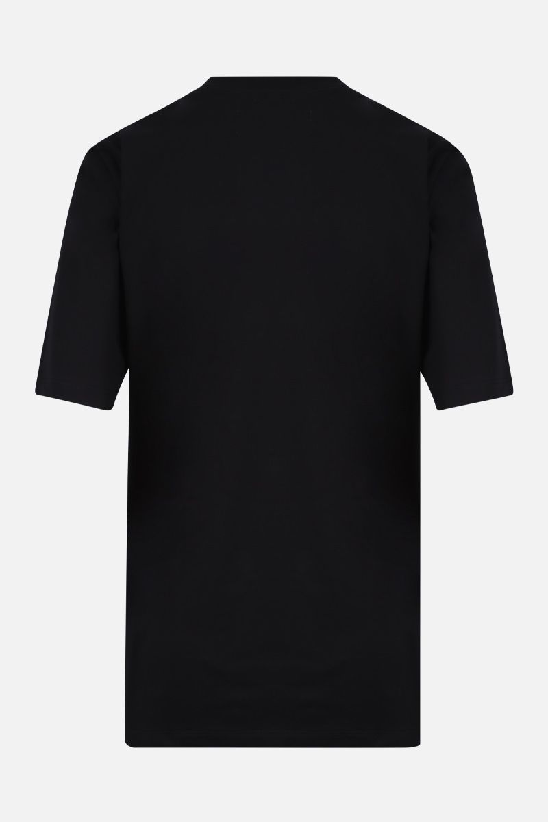 KIRIN: Baloon cotton t-shirt Color Black_2