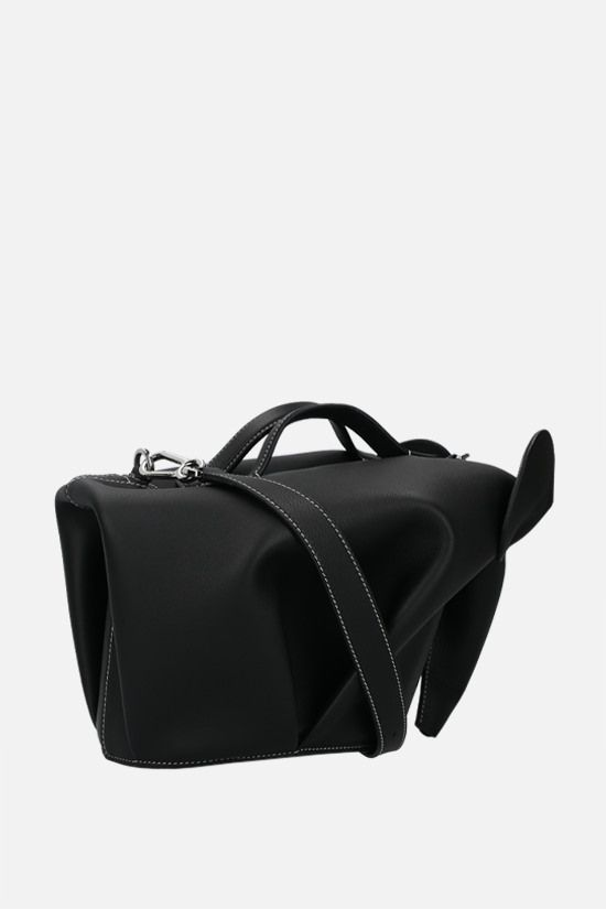 LOEWE: Elephant large handbag in Classic leather Color Black_2